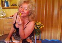 Scharfe Linda beim Webcam Sex